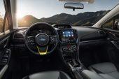 2021 Subaru Crosstrek Sport-interior