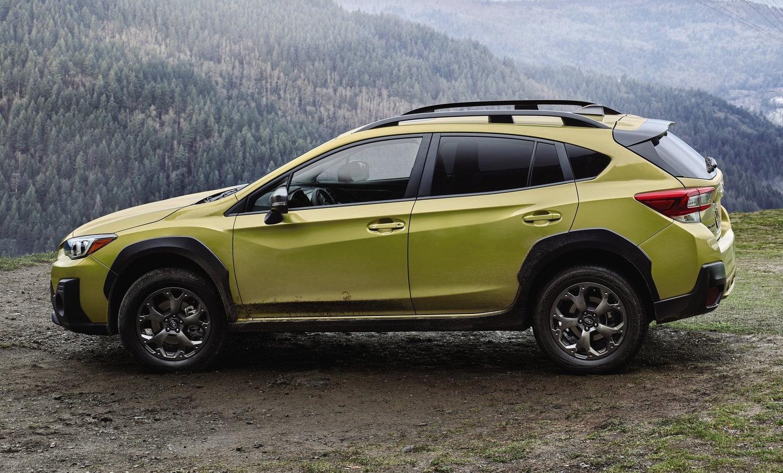 2021 Subaru Crosstrek debuts 2.5L engine option, not for Australia  PerformanceDrive