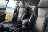 2021 Subaru Crosstrek Sport-seats