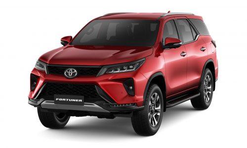 2021 Toyota Fortuner gets sharpened design, more power