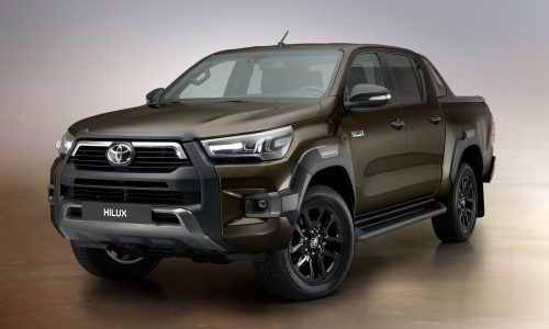 Official: 2021 Toyota HiLux, more power for 2.8 turbo-diesel