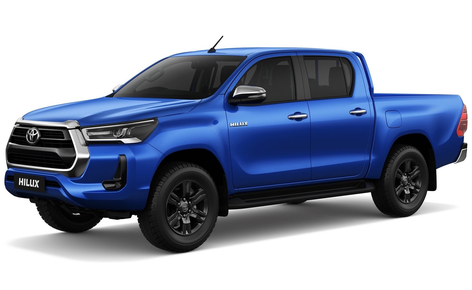 official: 2021 toyota hilux, more power for 2.8 turbo