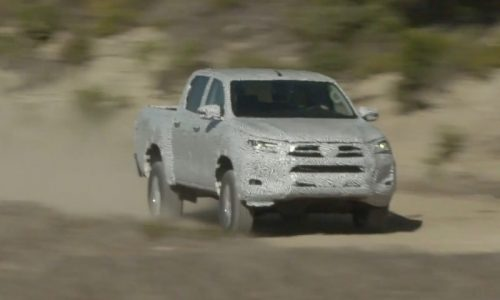 Toyota confirms new 2.8 engine for 2021 HiLux (video)