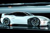 2024 Mitsubishi 4000GT rendering Matthew Parsons-white