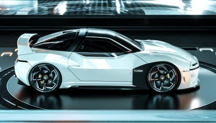 2024 Mitsubishi GTO '4000GT' envisioned, looks spot on