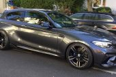 BMW M2 Shooting Brake M140i project-doors