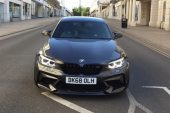 BMW M2 Shooting Brake M140i project-front bumper