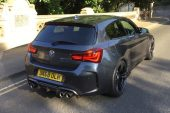 BMW M2 Shooting Brake M140i project-rear