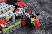 Lego Technic Lamborghini Sian FKP 37 - suspension