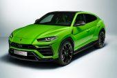 MY2021 Lamborghini Urus Pearl Capsule - Verde Mantis