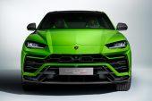 MY2021 Lamborghini Urus Pearl Capsule - Verde Mantis front
