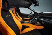MY2021 Lamborghini Urus Pearl Capsule - interior Arancio Borealis