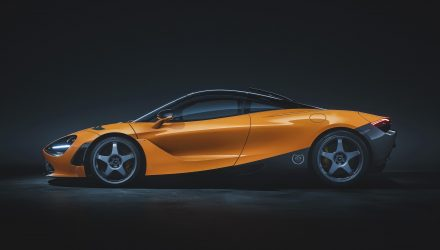 McLaren 720S Le Mans edition celebrates 25 years since F1 GTR win