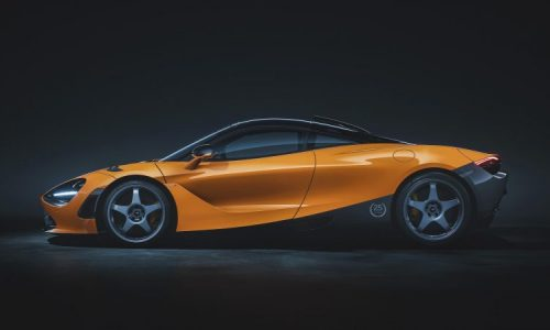 McLaren 720S Le Mans edition celebrates 25 years since F1 GTR win