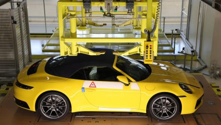 Porsche 911 buyers can track build progress via 'Track Your Dream'