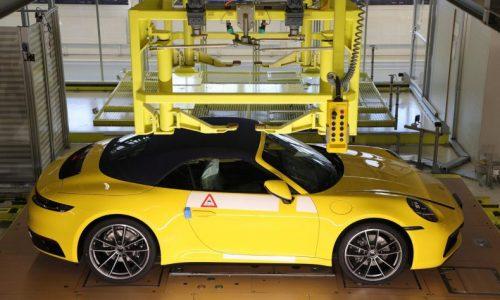 Porsche 911 buyers can track build progress via 'Track Your Dream'