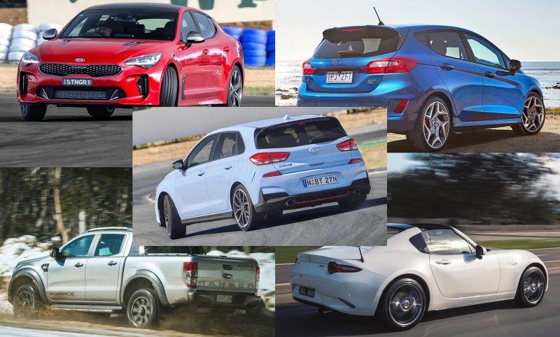 Top 5 fun cars