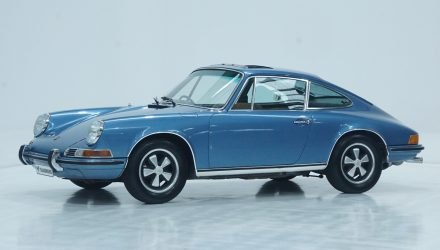 For Sale: Original 1972 Porsche 911E 2.4, owned by 99yo enthusiast