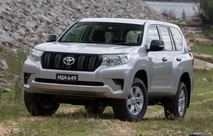 2018 Toyota Prado