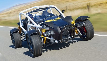 2020 Ariel Nomad R debuts as crazy tarmac rally road car