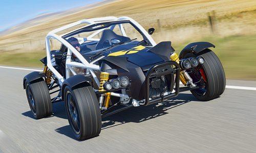 2020 Ariel Nomad R debuts as crazy tarmac rally road car