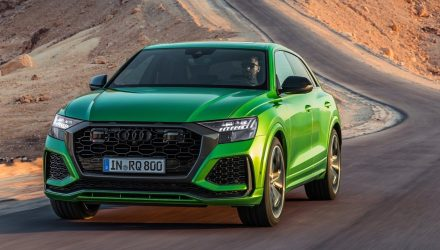 Audi RS Q8 on sale in Australia from $208,500