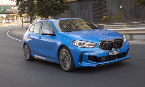 BMW Australia announces M135i xDrive, M235i xDrive 'Pure' variants