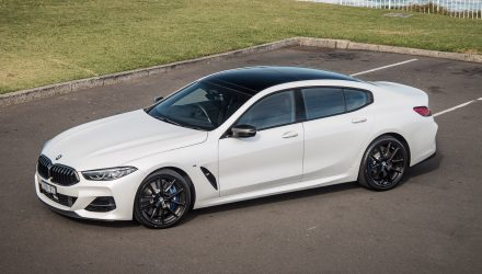 2020 BMW M850i Gran Coupe review (video)