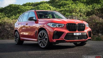 2020 BMW X5 M Competition review (video)