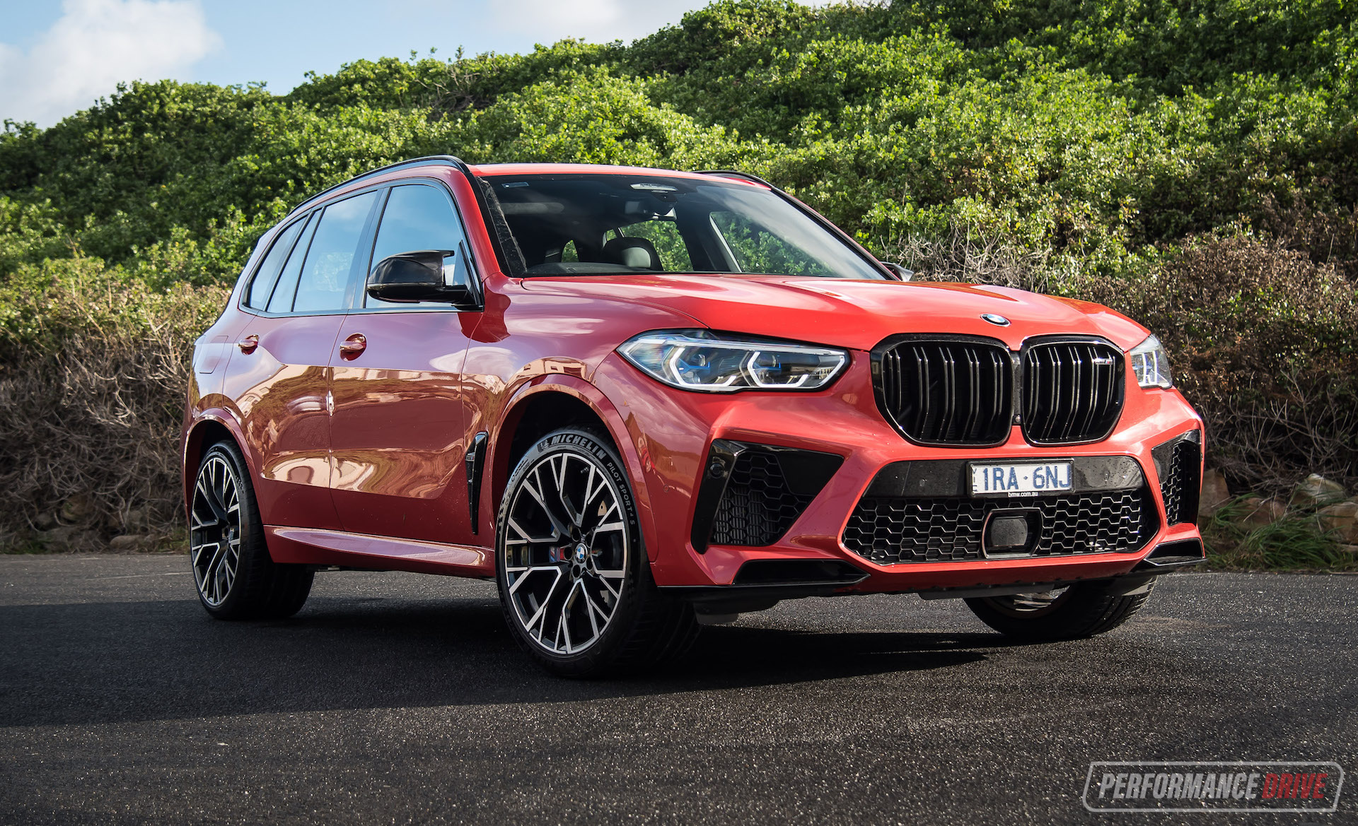 2020 Bmw X5 M Competition Review Video Performancedrive