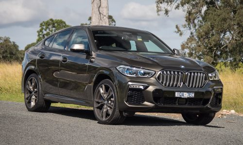 2020 BMW X6 M50i review (video)