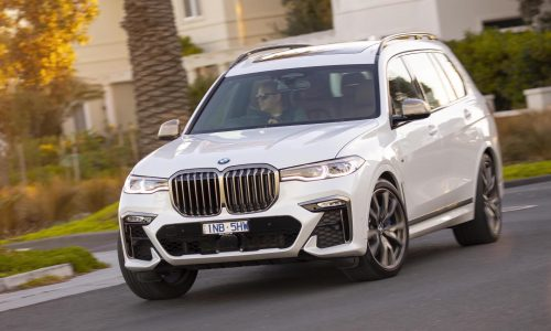 Large luxury SUV sales continue to grow in Australia