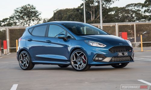 2020 Ford Fiesta ST review (video)