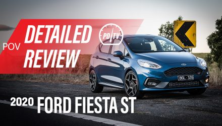 Video: 2020 Ford Fiesta ST –Detailed review (POV)