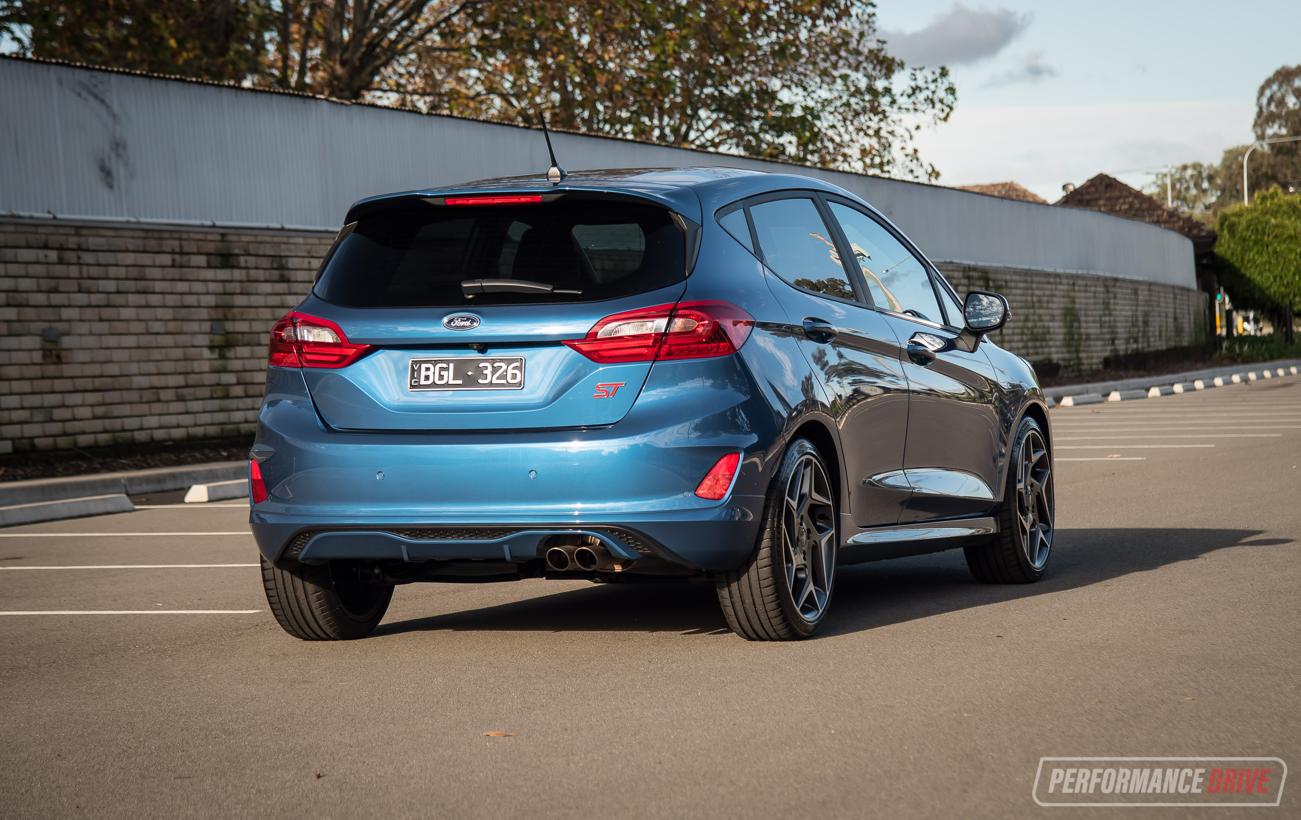 2020 Ford Fiesta ST review (video) | PerformanceDrive
