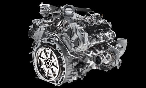 Maserati shows its all-new 'Nettuno' twin-turbo V6 engine