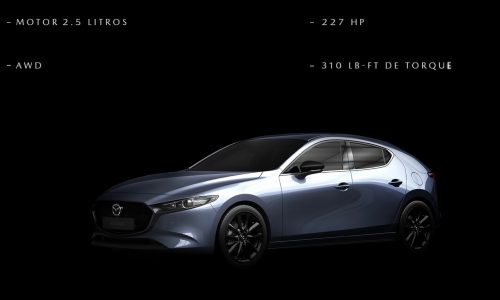 2020 Mazda3 turbo confirmed, gets 2.5T with 170kW