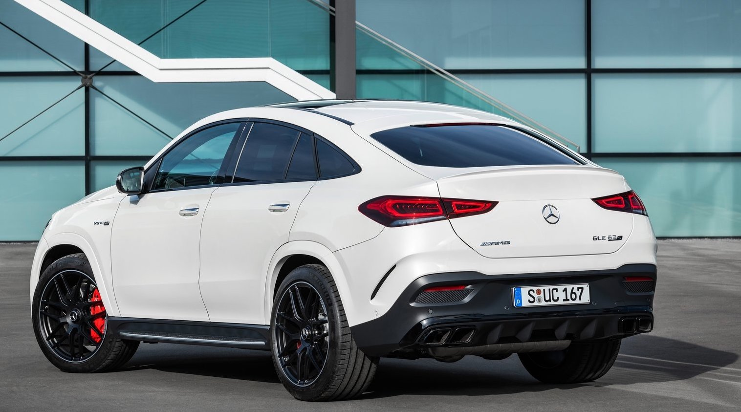 2020 Mercedes Benz Gle Coupe Now On Sale In Australia Performancedrive