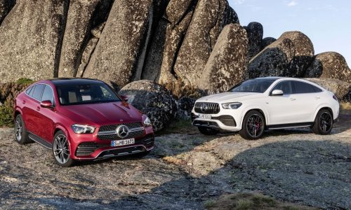 2020 Mercedes-Benz GLE Coupe now on sale in Australia