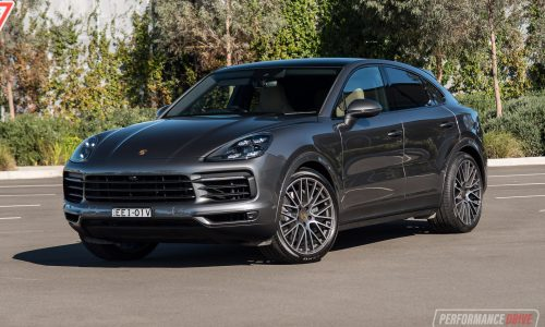 2020 Porsche Cayenne S Coupe review (video)