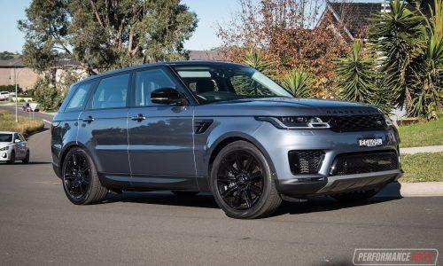 2020 Range Rover Sport P400e PHEV review (video)