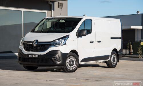 2020 Renault Trafic SWB Premium review (video)
