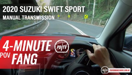 Video: 2020 Suzuki Swift Sport – Four-minute fang (POV)