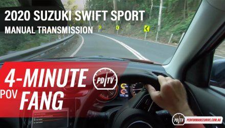 Video: 2020 Suzuki Swift Sport – Four-minute fang (POV)