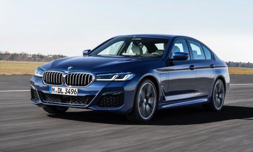 2021 BMW 5 Series: Australian details confirmed, arrives October