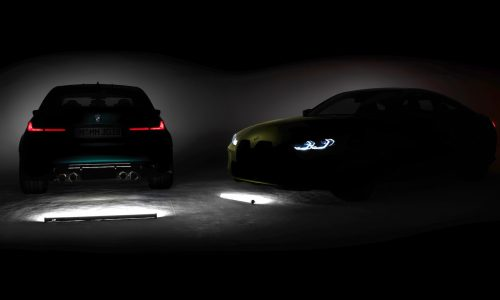2021 BMW M3 / M4 debut in September, 375kW/650Nm confirmed