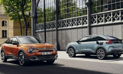 2021 Citroen C4 debuts with e-C4 fully electric variant