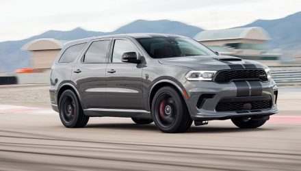 2021 Dodge Durango SRT Hellcat debuts, most powerful SUV ever