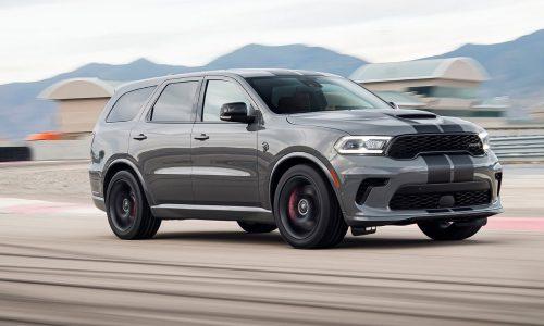 2021 Dodge Durango SRT Hellcat debuts, most powerful SUV ever