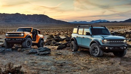 All-new 2021 Ford Bronco debuts, best 4x4 on the market?